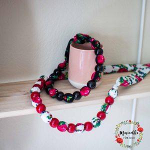 collier artisanat polonais